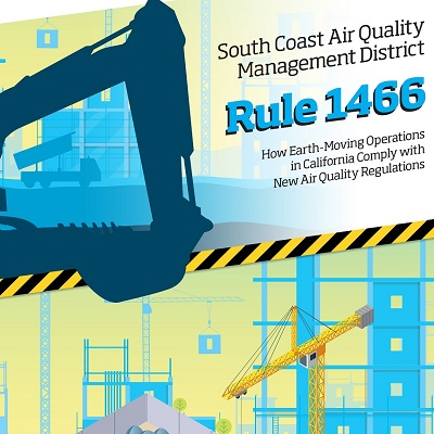 Dust Monitoring and Compliance with South Coast AQMD Rule 1466