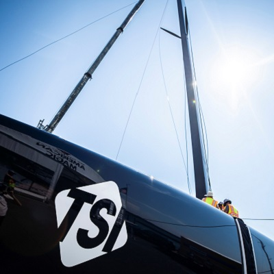 All aboard: TSI on the high seas