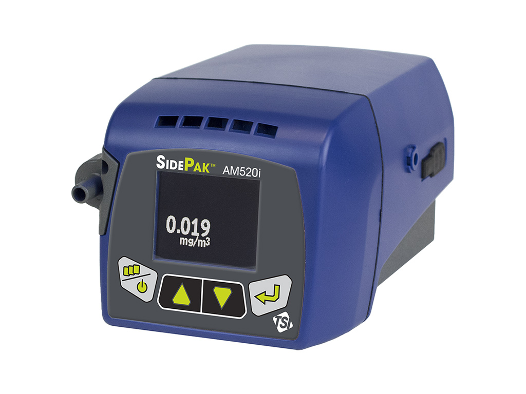 Introducing the intrinsically safe SidePak AM520i
