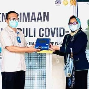 TSI and Channel Partners collaborate on PortaCount Respirator Fit Tester Donation to Jakarta Hospital